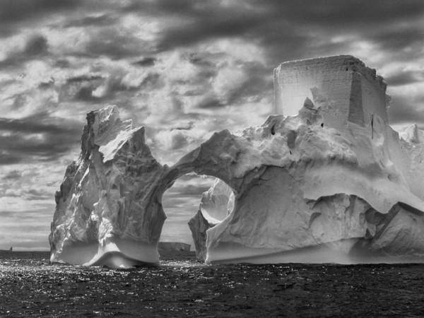 sebastiao salgado foto antartico