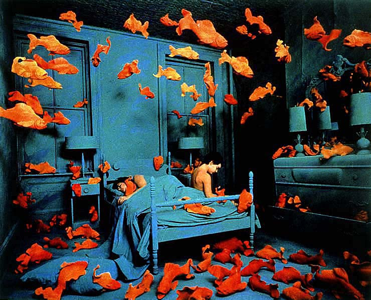 revence of goldfish SANDY SKOGLUND